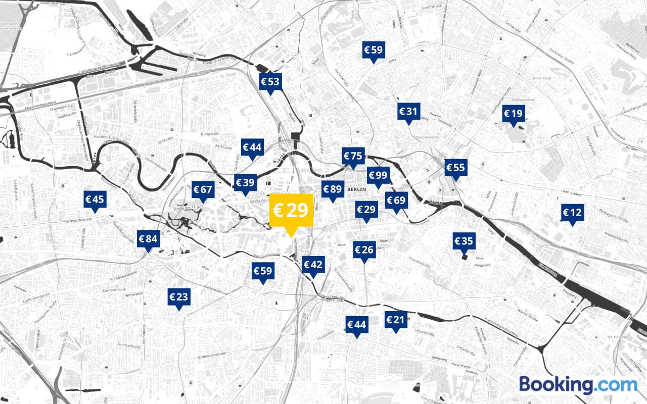 Hotels in Berlin - Desktop Version