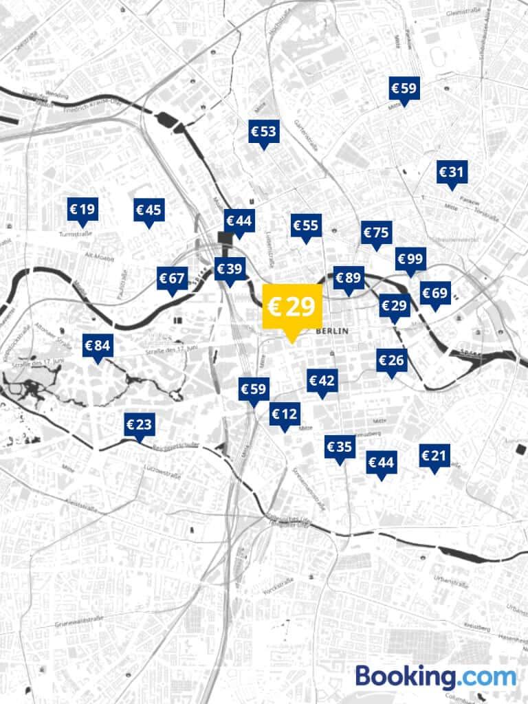 Hotels in Berlin - Mobile Version