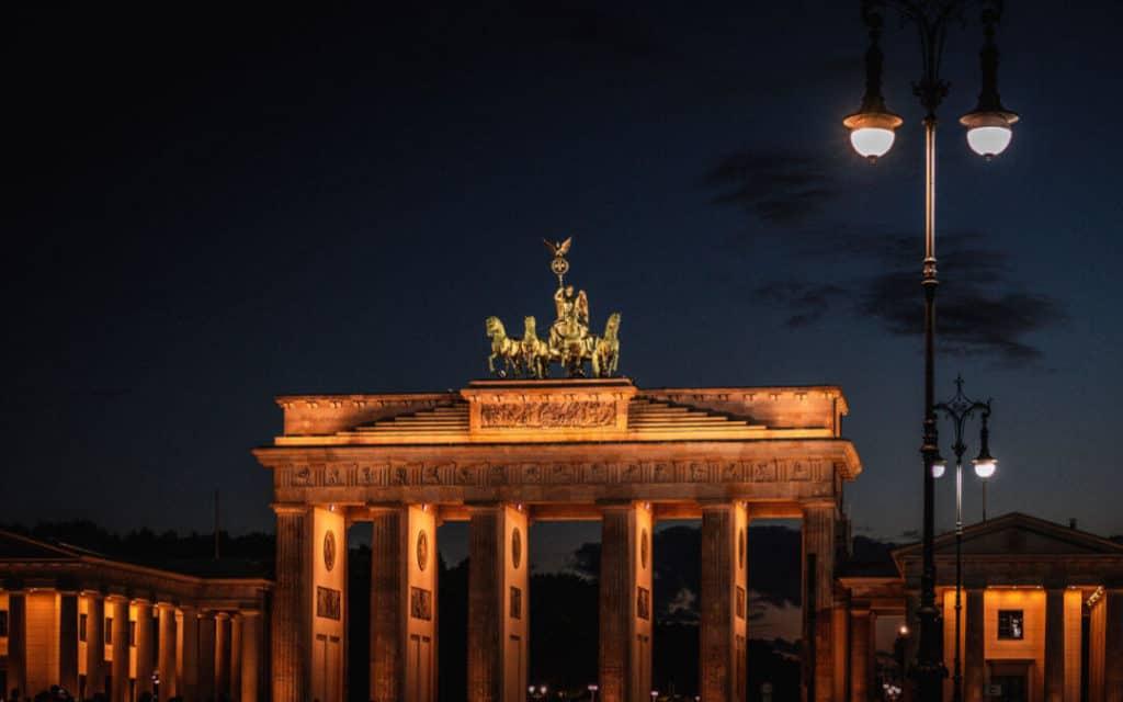 Nachtzug nach Berlin