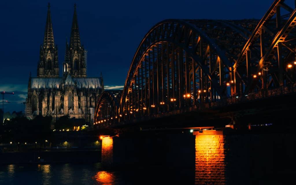 Nachtzug nach Köln