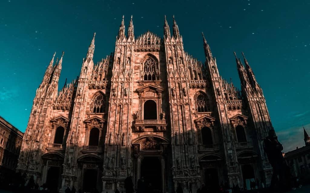 Nachtzug nach Mailand