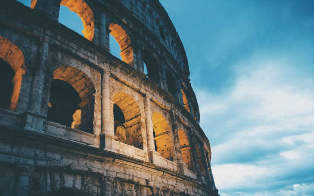 Nachtzug nach Rom