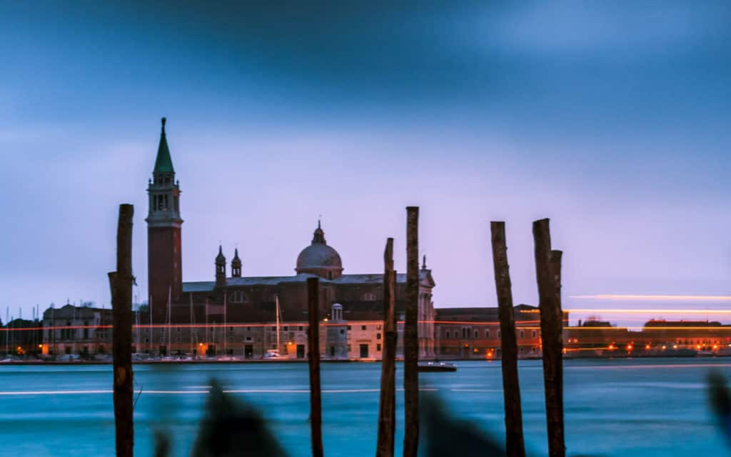 Nachtzug nach Venedig