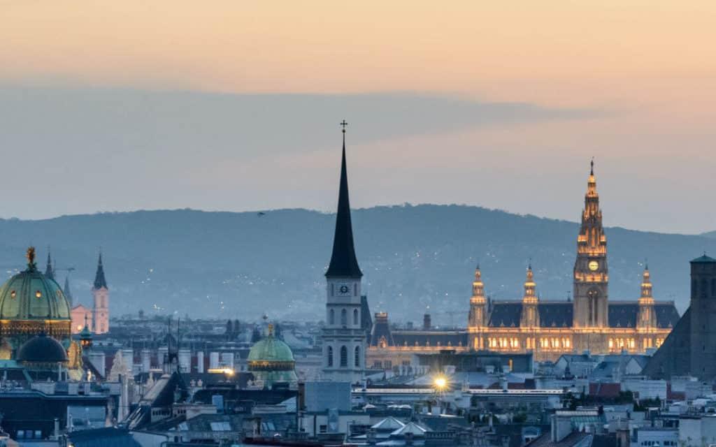 Nachtzug nach Wien