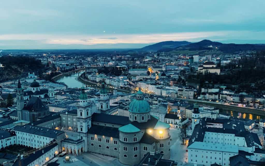 Salzburg Nachtzug